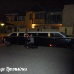 perth proposal, chrysler limo